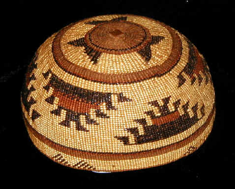 fa2031a184b Hupa Karok Yurok Indian Baskets of California - from ...